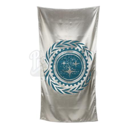 STAR TREK INTO DARKNESS (2013) - United Federation Of Planets Flag