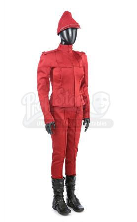 STAR TREK (2009) - Women's Starfleet Cadet Uniform