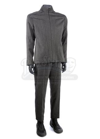 STAR TREK (2009) and STAR TREK INTO DARKNESS (2013) - Starfleet Staff Member Uniform