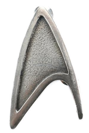 STAR TREK (2009) and STAR TREK INTO DARKNESS (2013) - Starfleet Insignia Pin