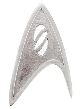 STAR TREK (2009) - Starfleet Sciences Division Insignia