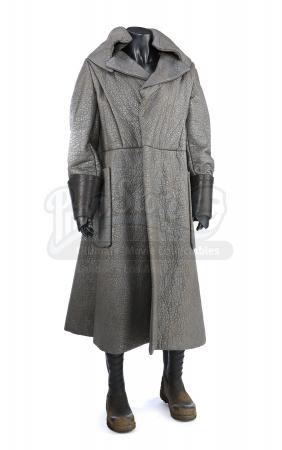 STAR TREK (2009) - Klingon Guard Greatcoat Uniform