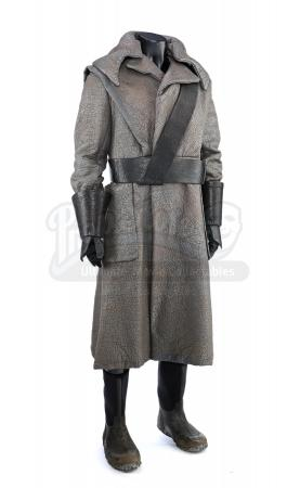 STAR TREK (2009) and STAR TREK INTO DARKNESS (2013) - Klingon Guard's Greatcoat Uniform