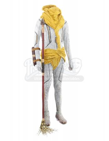 STAR TREK INTO DARKNESS (2013) - Nibiran Costume and Spear