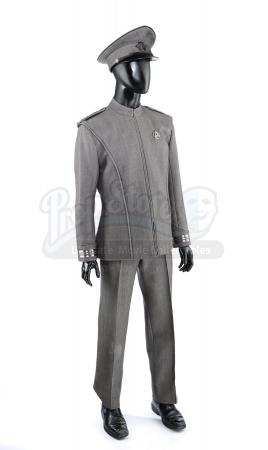 STAR TREK INTO DARKNESS (2013) - Captain Kirk's Double Starfleet Dress Uniform