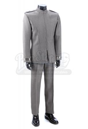 STAR TREK INTO DARKNESS (2013) - Mr. Spock's Stunt Double Starfleet Dress Uniform
