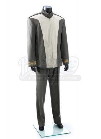 STAR TREK INTO DARKNESS (2013) - Admiral Pike's Stunt Dress Uniform