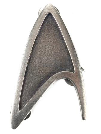 STAR TREK INTO DARKNESS (2013) - Thomas Harewood's Starfleet Pin