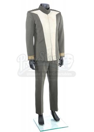 STAR TREK INTO DARKNESS (2013) - Admiral Marcus' Distressed Stunt Dress Uniform