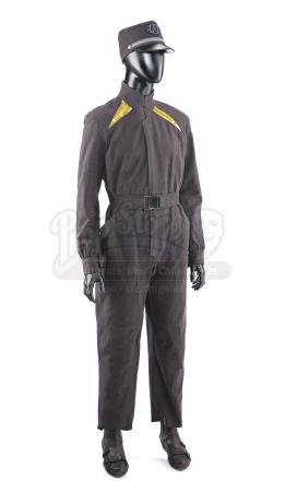 STAR TREK INTO DARKNESS (2013) - Shuttle Pilot Flight Suit