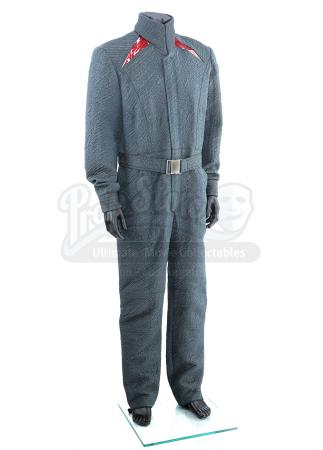 STAR TREK INTO DARKNESS (2013) - Starfleet Shuttle Staff Jumpsuit