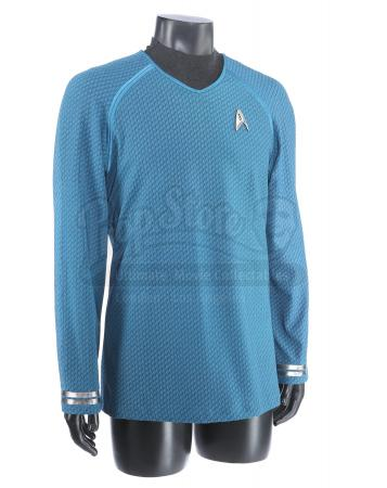 STAR TREK INTO DARKNESS (2013) - Mr. Spock's Enterprise Sciences Tunic