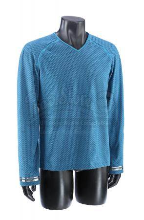 STAR TREK INTO DARKNESS (2013) - Dr. 'Bones' McCoy's Enterprise Sciences Tunic