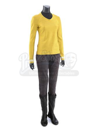 STAR TREK (2009) and STAR TREK INTO DARKNESS (2013) - Women's Enterprise Command Uniform