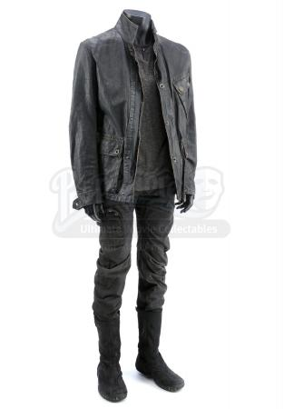 STAR TREK INTO DARKNESS (2013) - Captain Kirk's Distressed Kronos Disguise Costume