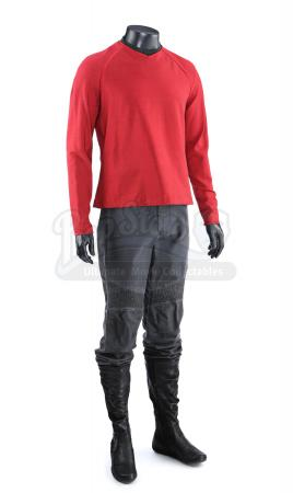 STAR TREK INTO DARKNESS (2013) - Moto's Enterprise Operations Uniform