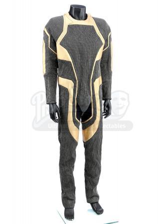 Can Star trek enterprise space suit share your