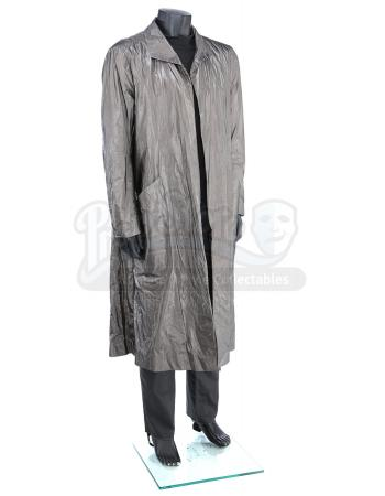 STAR TREK INTO DARKNESS (2013) - Khan's Stunt Distressed Trash Barge Fight Costume