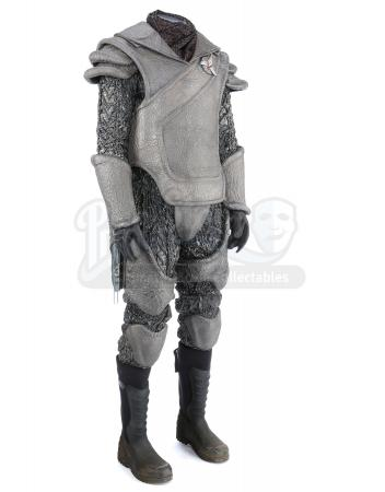 STAR TREK INTO DARKNESS (2013) - Klingon Guard Uniform and Disruptor