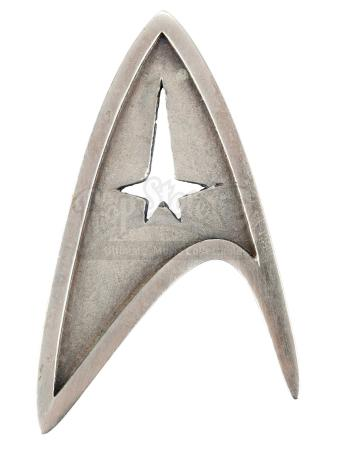 STAR TREK INTO DARKNESS (2013) - Captain Kirk's Starfleet Insignia