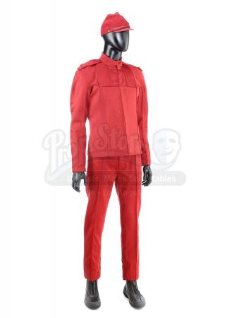 STAR TREK (2009) - Men's Starfleet Cadet Uniform