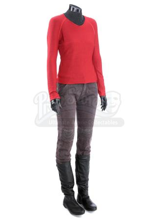 STAR TREK (2009) and STAR TREK INTO DARKNESS (2013) - Women's Enterprise Operations Uniform