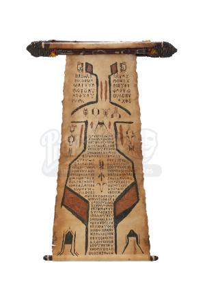 STAR TREK INTO DARKNESS (2013) - Captain Kirk's Nibiran Scroll
