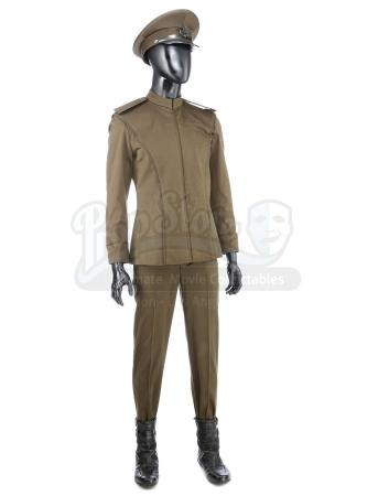 STAR TREK INTO DARKNESS (2013) - Pair of Starfleet Enlisted Member Uniforms