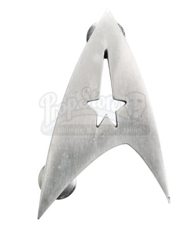 STAR TREK INTO DARKNESS (2013) - Starfleet Command Division Insignia