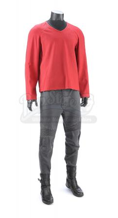 STAR TREK INTO DARKNESS (2013) - Men's Enterprise Operations Uniform