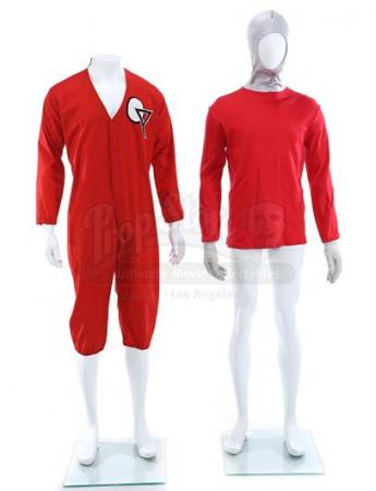MORK & MINDY (1978 - 1982) - Orkan Prep School Costume and Orkan Council's Costume