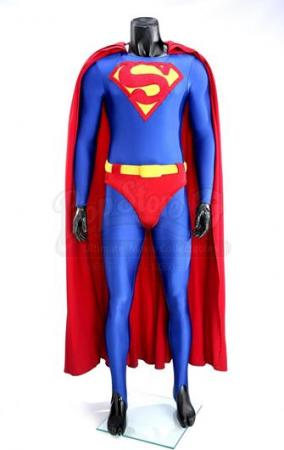 LOIS & CLARK: THE NEW ADVENTURES OF SUPERMAN (1993 - 1997) - Superman's (Dean Cain) Costume
