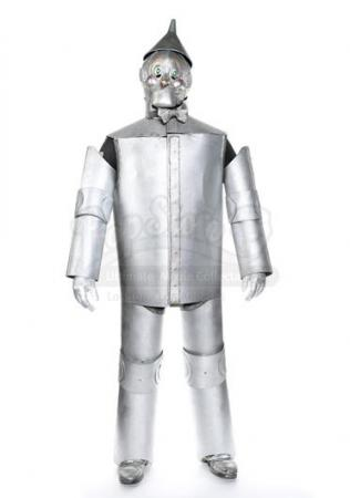 DREAMER OF OZ (1990) - Tin Man's (Derek Loughram) Character Costume