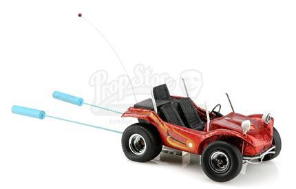 THE KROFFT SUPERSHOW (1976 - 1978) - Wonderbug Red Sparkle Miniature Dune Buggy