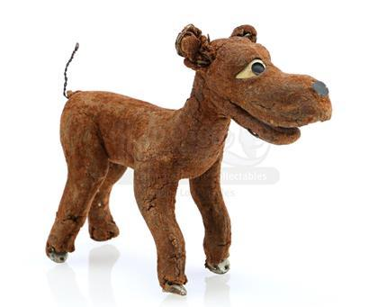 DAVEY & GOLIATH (1960 - 2004) - Goliath (Hal Smith) Stop-Motion Dog Puppet