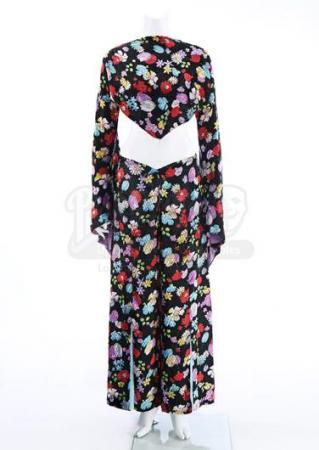 STAR TREK: THE ORIGINAL SERIES (1966 - 1969) - Irina Galliulin's (Mary Linda Rapelye) Floral Pantsuit