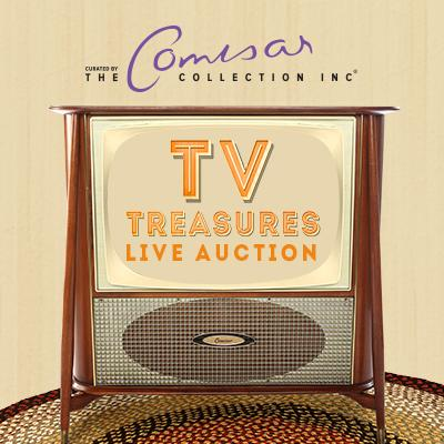 TEST LOT - TV Treasures Auction - TEST LOT - TEST YOUR BID BUTTON NOW
